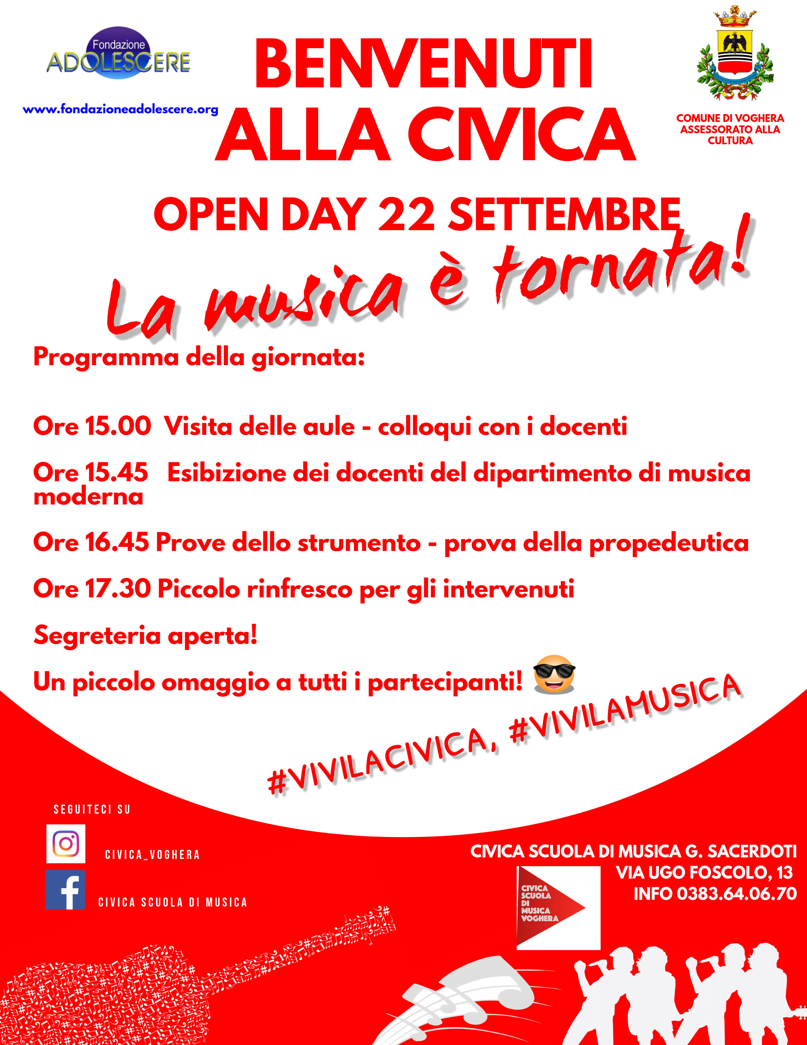 Open Day Civica
