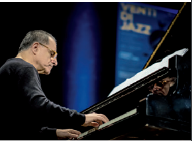 Enrico Pieranunzi In Concerto: JAZZ PIANO