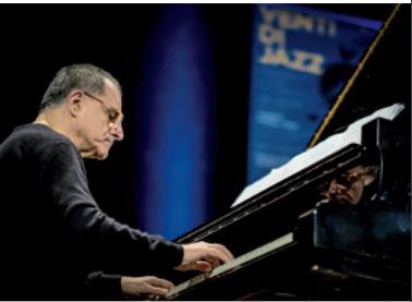 Enrico Pieranunzi In Concerto: JAZZ PIANO