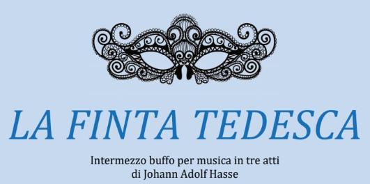 In Attesa Del Teatro Sociale…La Finta Tedesca